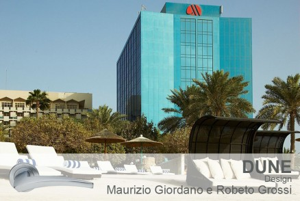 Marriott Hotel, City Center, Qatar