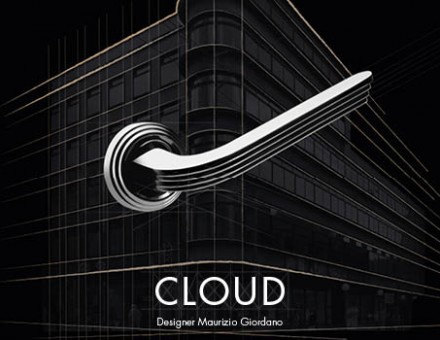 "Manital introduced ""CLOUD"" design by Maurizio Giordano"